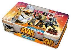 Trefl Star Wars: Rebels - Lázadók 160 db-os puzzle fém díszdobozban
