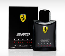 Ferrari Black Signature EDT 40ml