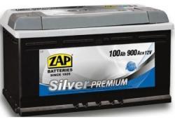 ZAP Silver Premium 100Ah 900A Jobb+