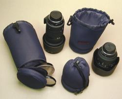 OP/TECH USA Lens/Filter Pouch M
