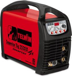 TELWIN Superior TIG 252 AC/DC-HF/LIFT-VRD