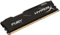 Kingston HyperX Fury 4GB DDR3 1600MHz HX316LC10FB/4