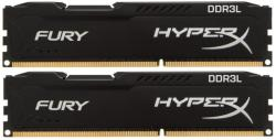 Kingston HyperX Fury 8GB (2x4GB) DDR3 1600MHz HX316LC10FBK2/8