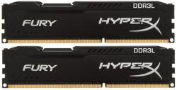 Kingston HyperX Fury 8GB (2x4GB) DDR3 1600MHz HX316LC10FBK2/8