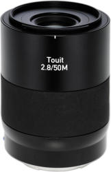 ZEISS Touit 50mm f/2.8 Macro (Sony E)
