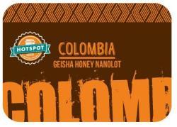 HotSpot Coffee Geisha Honey Nanolot 250g