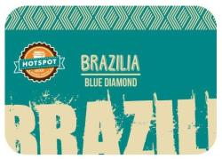 HotSpot Coffee Brazilia Blue Diamond 1kg