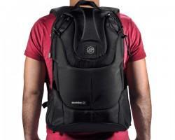 Petrol Shell Camera Backpack (SC300)