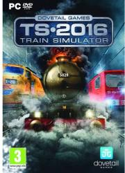 Dovetail Games TS 2016 Train Simulator (PC)
