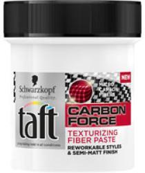 Schwarzkopf Taft Carbon Force Hajformázó Krém 130ml