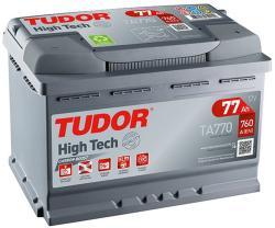 Tudor High Tech 77Ah EN 760A TA770