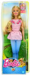 Mattel Barbie és húgai - A kutyusos kaland - Barbie (CLF97/CLF96)