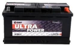Ultra Power 68Ah EN 550A borna inversa WEP5681