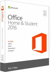 Microsoft Office 2016 Home & Student for Mac GZA-00550