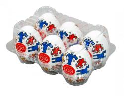 TENGA Keith Haring - Egg Dance Variety maszturbátor (6db)