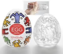 TENGA Keith Haring - Egg Dance maszturbátor (1db)