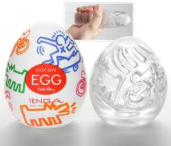 TENGA Keith Haring - Egg Street maszturbátor (1db)