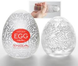 TENGA Keith Haring - Egg Party maszturbátor (1db)