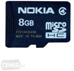 Nokia MicroSDHC 8GB MU-43