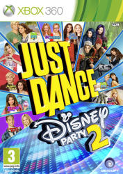 Ubisoft Just Dance Disney Party 2 (Xbox 360)