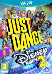 Ubisoft Just Dance Disney Party 2 (Wii U)