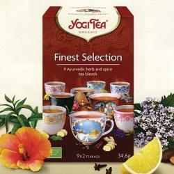 YOGI TEA Bio Best Seller 9 filter