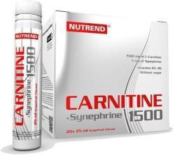 Nutrend Carnitine 1500 - 20x25ml