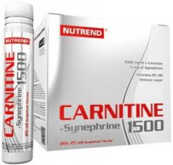 Nutrend Carnitine 1500 - 10x25ml