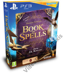 Sony Wonderbook Book of Spells [Move Starter Pack] (PS3)