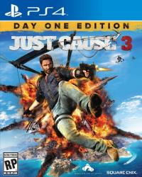 Square Enix Just Cause 3 [Day One Edition] (PS4)