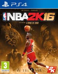 2K Games NBA 2K16 [Michael Jordan Special Edition] (PS4)