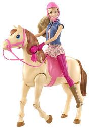 Mattel Barbie baba csodalóval (CMP27)