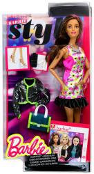 Mattel Barbie - Stílusos babák - Teresa (CLL33/CLL35)