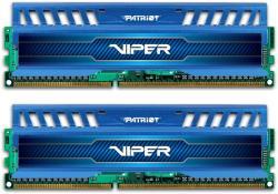 Patriot ViperX 8GB (2x4GB) DDR3 1600MHz PV38G160C9KBL