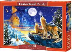 Castorland Üvöltő farkasok 1000 db-os (103317)