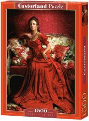 Castorland Szépség vörösben 1500 db-os (C-151370)
