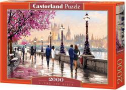 Castorland A folyó mentén 2000 db-os (C-200566)