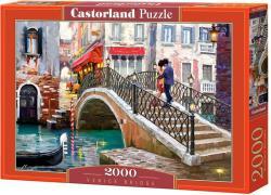 Castorland Velencei híd 2000 db-os (C-200559)