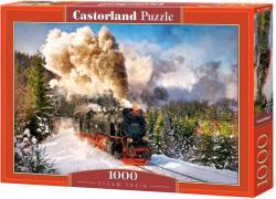 Castorland Gőzmozdony 1000 db-os (C-103409)