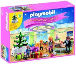 Playmobil Crăciunul cu familia Calendar Crăciun (5496)