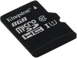 Kingston MicroSDHC 8GB Class 10 SDC10G2/8GBSP