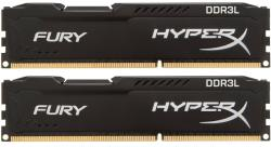 Kingston HyperX Fury 16GB (2x8GB) DDR3 1600MHz HX316LC10FBK2/16