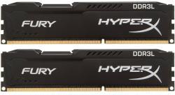 Kingston HyperX Fury 16GB (2x8GB) DDR3 1600MHz HX316LC10FBK2/16