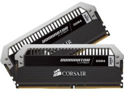 Corsair Dominator Platinum 8GB (2X4GB) DDR4 3000MHz CMD8GX4M2B3000C15