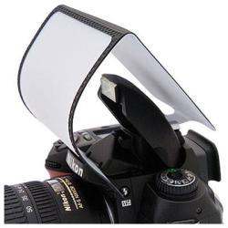 Difuzor blitz incorporat pop-up SLR