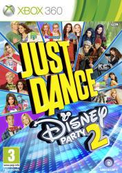 Ubisoft Just Dance Disney Party 2 (Xbox 360)