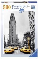 Ravensburger Flatiron, New York 500 db-os (14487)