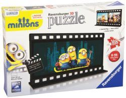 Ravensburger 3D puzzle - Minyonok, filmszalag 108 db-os (11202)