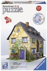 Ravensburger 3D puzzle Vidéki házikó 216 db-os (12585)