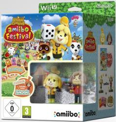 Nintendo Animal Crossing Amiibo Festival [Isabelle & Digby Bundle] (Wii U)